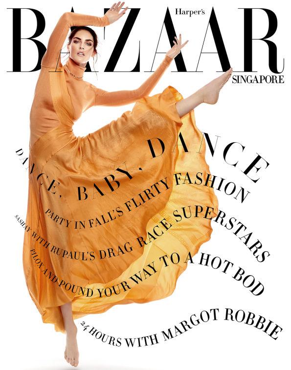 Felix Fischer HAIR Harper's Bazaar Singapore