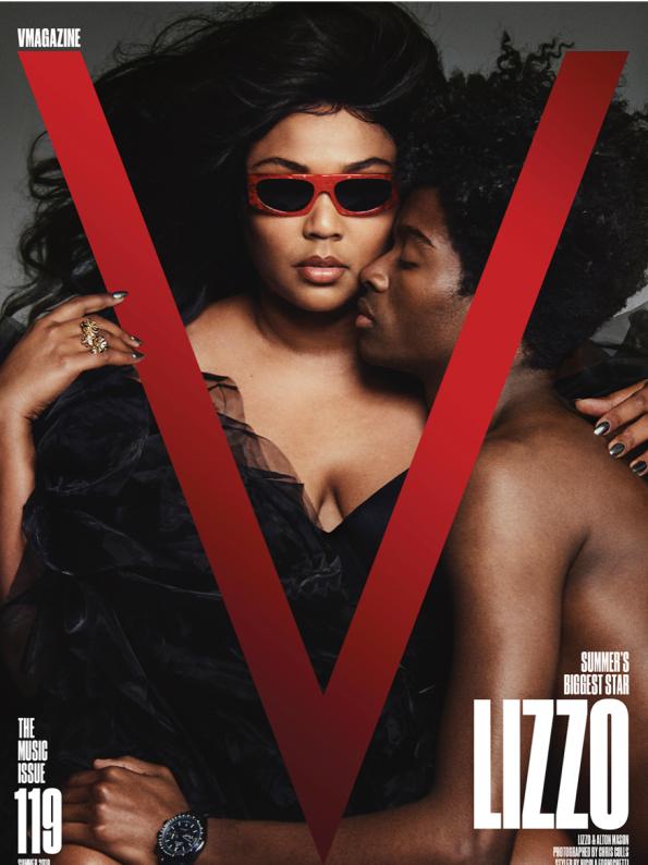 Yusef HAIR V Cover Lizzo